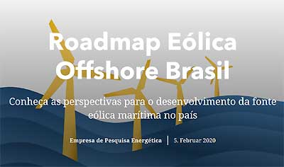Cover Roadmap Offshore Wind Brazil