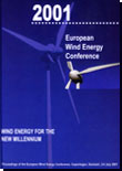 DIMAS, J. & RICHERT, F. (2001): Integration of a Test Field for OWECs into the Commercial Offshore Wind Park SKY 2000.- In: Helm, P. & Zervos, A. (Editor): Wind Energy for the New Millennium - Proceedings of the European Wind Energy Conference (Copenhagen, Denmark, 2 - 6 July 2001), 129 - 130, Modena (Italy).