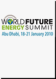 World Future Energy Summit in Abu Dhabi 2010