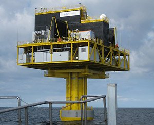 Offshore Substation Baltic 1