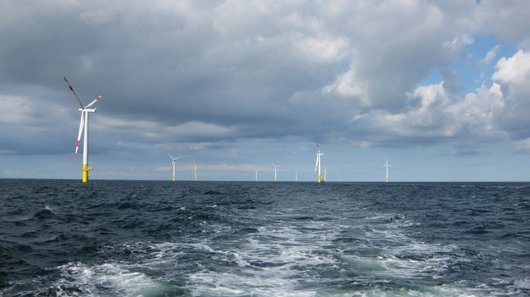 Windpark Baltic 1 (© Johannes Dimas 2006)